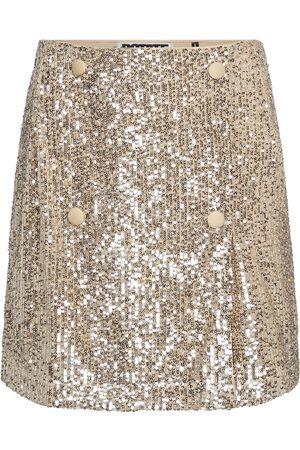 ROTATE London sequined miniskirt
