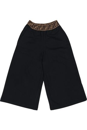 Fendi FF cotton shorts