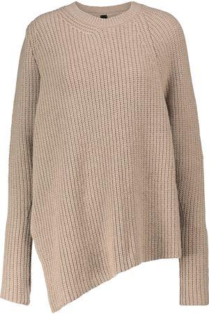 PETAR PETROV Nacha asymmetric cashmere sweater