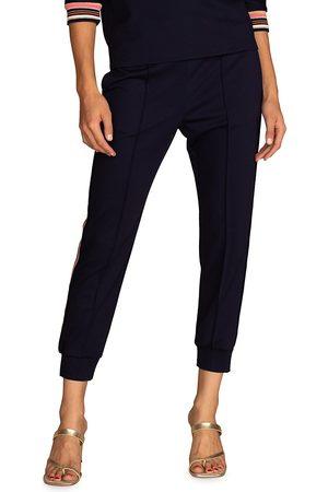 Trina Turk Women's Bop Track Pants - Indigo - Size XXL