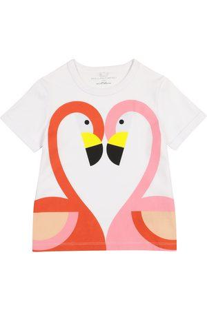 Stella McCartney Girls T-shirts - Cotton T-shirt