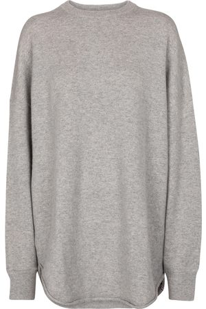 EXTREME CASHMERE N° 53 Crew Hop cashmere-blend sweater