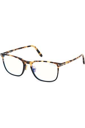 Tom Ford Men's 54MM Plastic Filter Optical Glasses - Shiny Tortoise