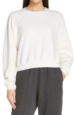 Groceries Apparel Women's Caspian Reverse Sweatshirt