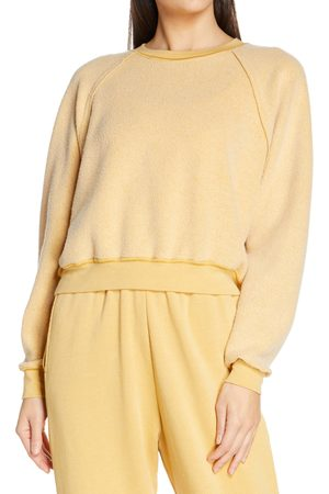 Groceries Apparel Women's Caspian Reverse Sweatshirt