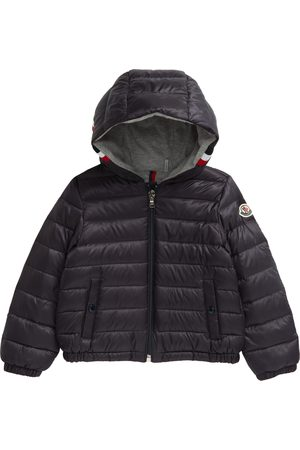 Moncler Infant Kids' Gaddy Logo Hooded Down Puffer Jacket