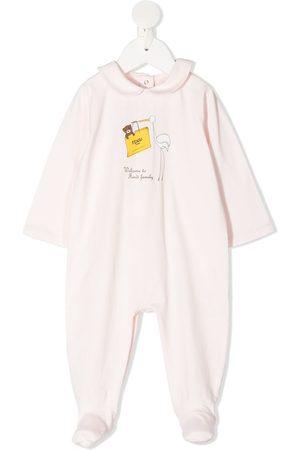 Fendi Pajamas - Family stork pyjamas