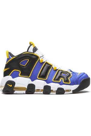 """Nike Men Sneakers - Air More Uptempo """"Peace, Love and Basketball"""" sneakers"""