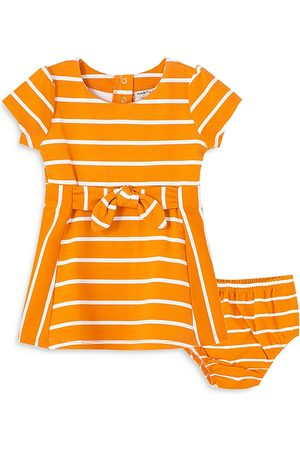 HABITUAL Baby Knitted Dresses - Girls' Estelle Striped Knit Dress - Baby