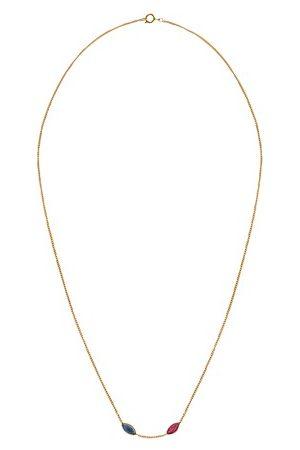 Atelier Vm Navy necklace