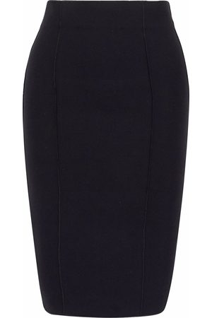 AMANDA WAKELEY Woman Pixel Two-tone Cady Pencil Skirt Size 12