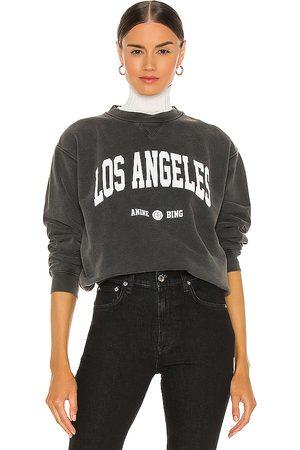 ANINE BING Women Sweatshirts - Ramona University Sweatshirt in .