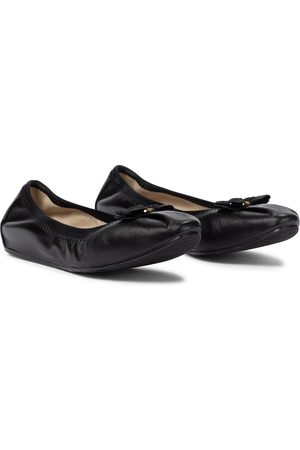 Salvatore Ferragamo Women Ballerinas - My Joy leather ballet flats