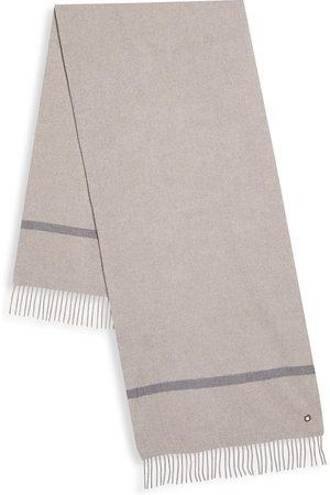 Loro Piana Women Scarves - Women's Twelve Cashmere Scarf - Grey