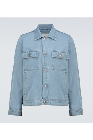 Nanushka Pax denim jacket
