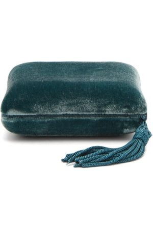 SOPHIE BILLE BRAHE Small Velvet Jewellery Box - Womens - Dark