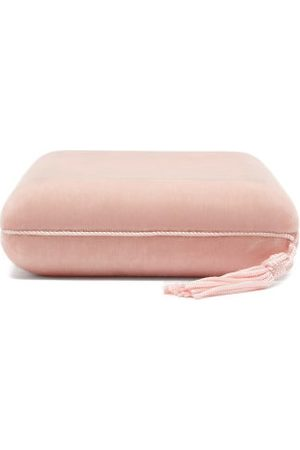 SOPHIE BILLE BRAHE Tasselled Velvet Jewellery Box - Womens