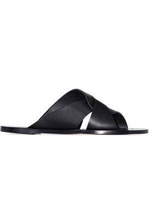 ATP Atelier Allai cut-out flat sandals