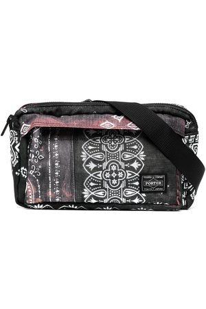 NEIGHBORHOOD Bags - Bandana print waist bag