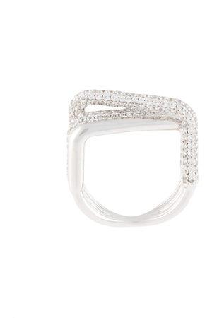 APM Monaco Toi Et Moi rectangular ring