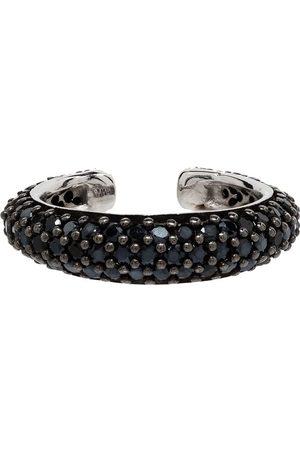 TOM WOOD Women Earrings - Crystal-embellished ear cuff