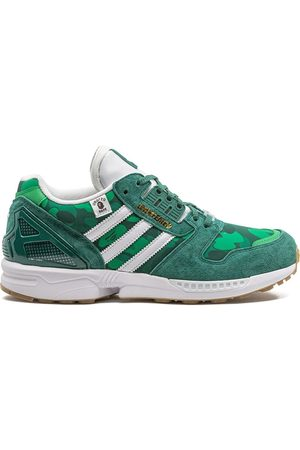 "adidas ZX 8000 ""BAPE x Undefeated - "" low-top sneakers"