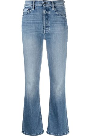 Mother Women Flares - Cropped flared jeans