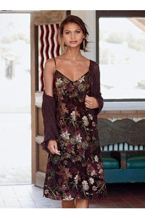 Peruvian Connection Women Casual Dresses - Nocturne Slip Dress