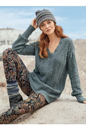 Peruvian Connection Willow Glen Pima Cotton Tunic