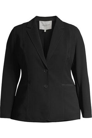 Lafayette 148 New York Women's Rozella Blazer - - Size 22W