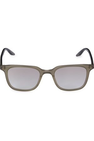 Barton Perreira Men's Fear of God x 47MM Rectangular Sunglasses - Khaki