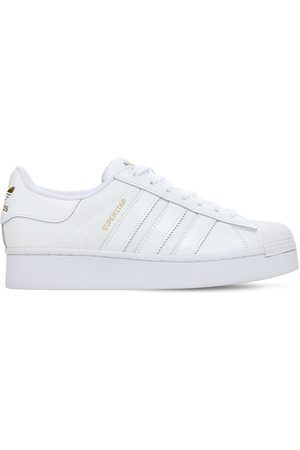 adidas Women Sneakers - Superstar Bold Leather Sneakers
