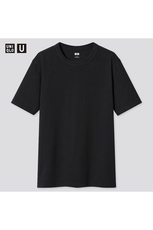 UNIQLO Men Short Sleeve - Men's U Crew Neck Short-Sleeve T-Shirt, , XXS