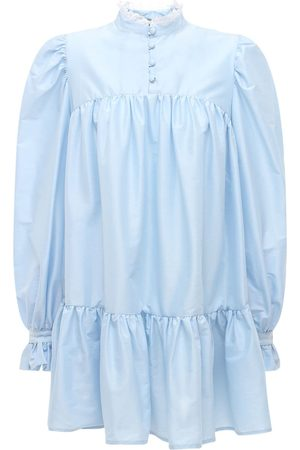 AVAVAV Lvr Exclusive Ruffled Cotton Dress