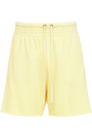 Les Tien Women Shorts - French Terry Yacht Shorts
