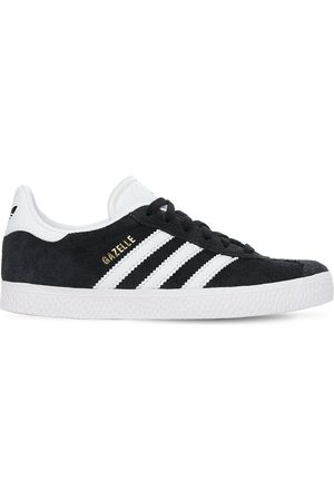 adidas Gazelle Suede Lace-up Sneakers