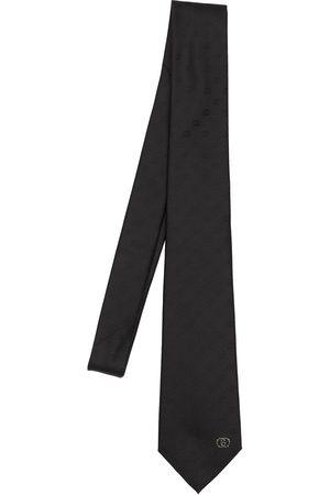 Gucci 7cm Logo Silk Tie
