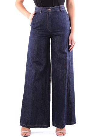 Brag-Wette Wide Fund Women Dark jeans