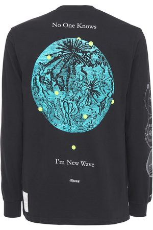 ELHAUS Men T-shirts - New Wave Cotton T-shirt