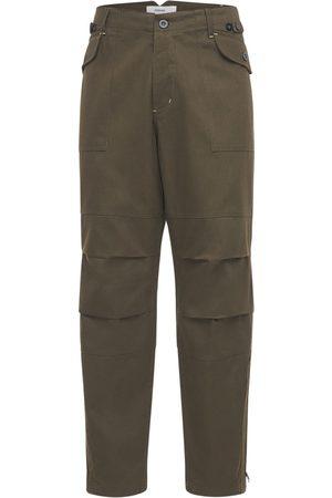 ELHAUS Jumper Cotton Twill Pants