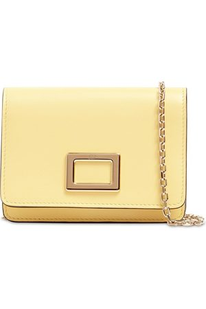 Roger Vivier Trés Vivier Belty Mini Wallet Clutch