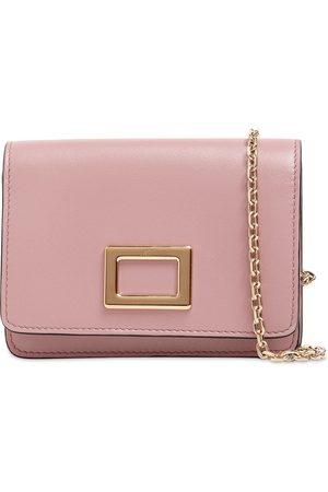 Roger Vivier Women Clutches - Trés Vivier Belty Mini Wallet Clutch
