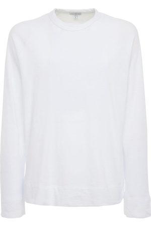 James Perse Men Sweatshirts - Cotton Raglan Sweatshirt