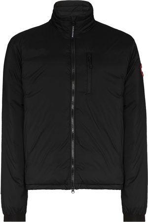Canada Goose Men Jackets - Lodge quilted shell jacket