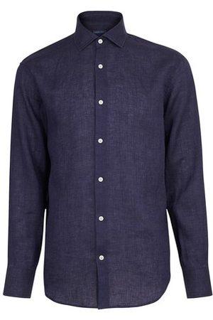 Frescobol Carioca Men Long sleeves - Linen shirt