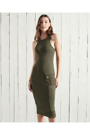 Superdry Racer Woven Patch Dress