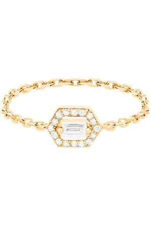 DJULA Women Rings - Chain ring - small baguette