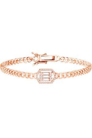 DJULA Women Bracelets - Link bracelet - baguette