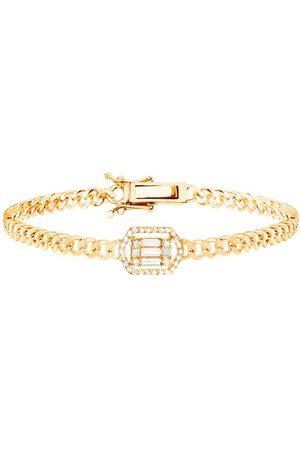 DJULA Link bracelet - baguette
