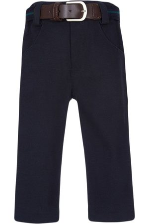 Lapin House Chinos - Belted fitted trousers